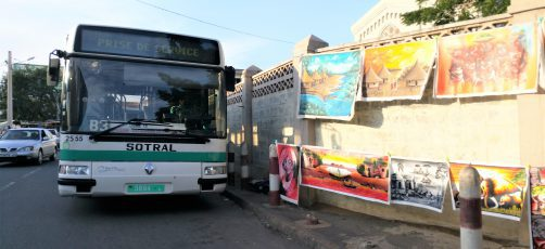 Focus – Bus acquisitions and donations: the SOTRAL experience in Lomé, Togo