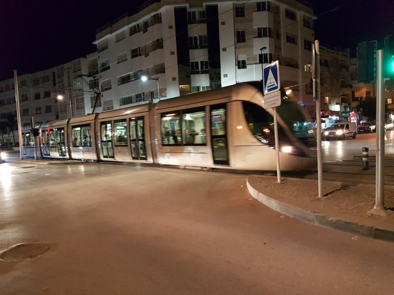Launch of the Master II Transport and Sustainable Urban Mobility in Rabat, Morocco