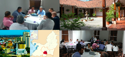 Technical cooperation in Colombia : closing the first stage of the cooperation