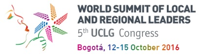 World Summit of UCLG  / 12-15 October 2016 [Bogota, Colombia]