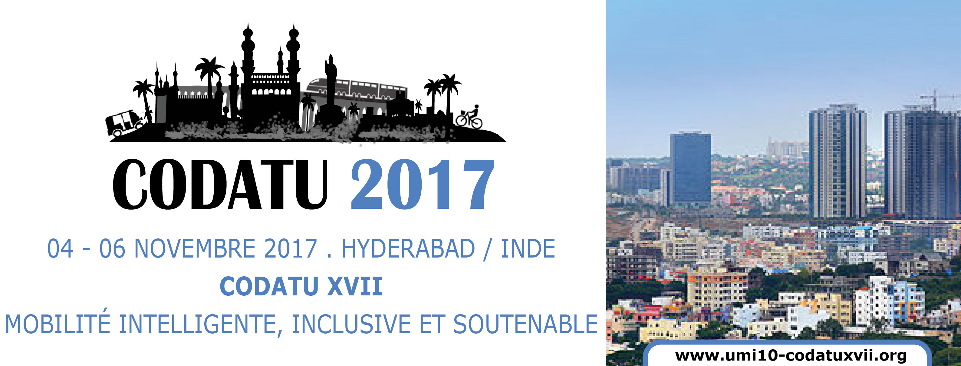 UMI-CODATU XVII Conference : Pedro Ortiz confirmed his participation as keynote speaker