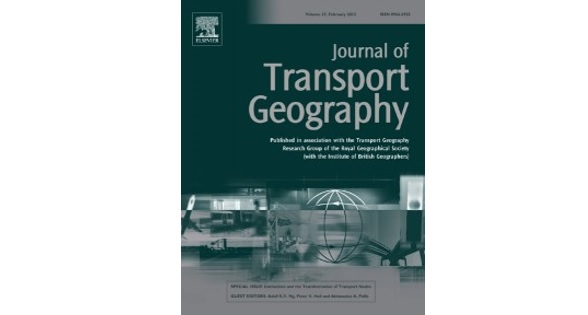 Appel à Communications pour l'édition spéciale du « Journal of Transport Geography »