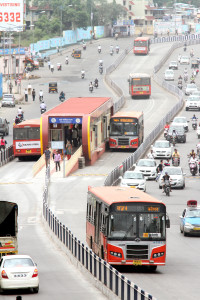 "Nitin Warrier - ""Rainbow BRT redefines smart mobility in Pune"""