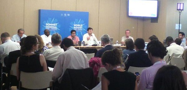 World Summit Climate and Territories – A successful workshop on « Transport and Mobility », co-organized by CODATU