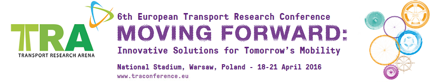 Call for Abstracts : Transport Research Arena (TRA2016) Conference – Submission by 30th March 2015