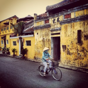 "Thomas Hayam - ""Cycling in Vietnam"""