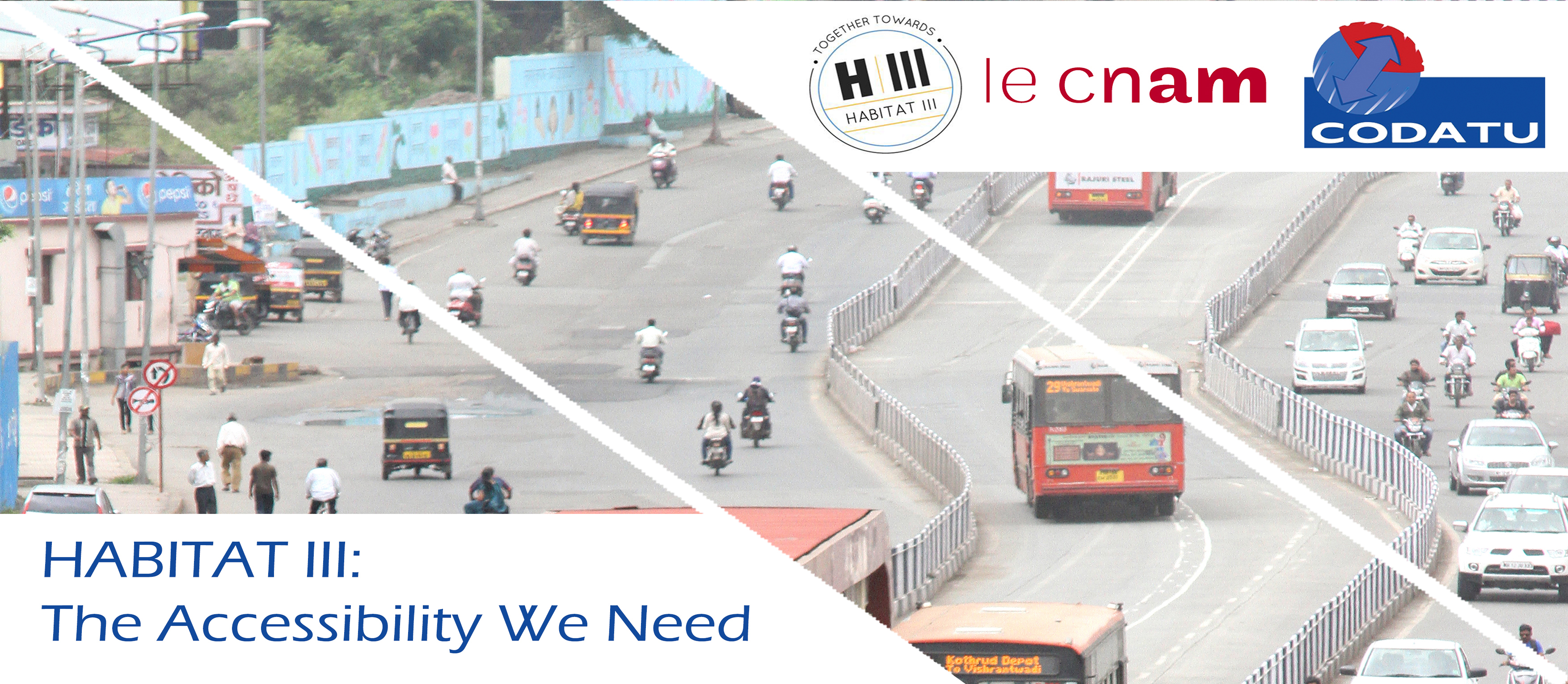 Habitat III: The accessibility we need! Registration Form