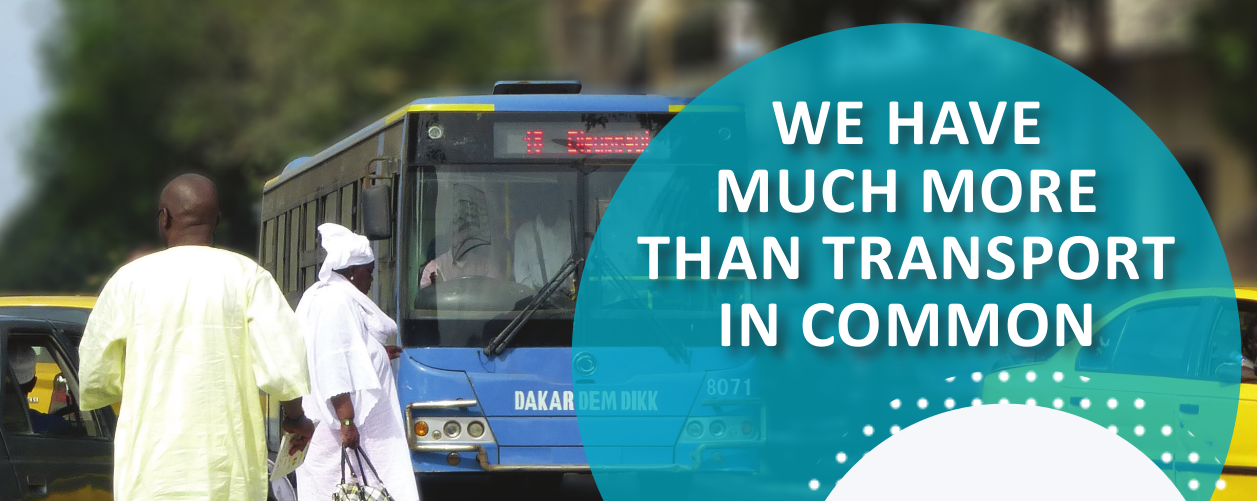 Sign the declaration: « We have much more than transport in common »