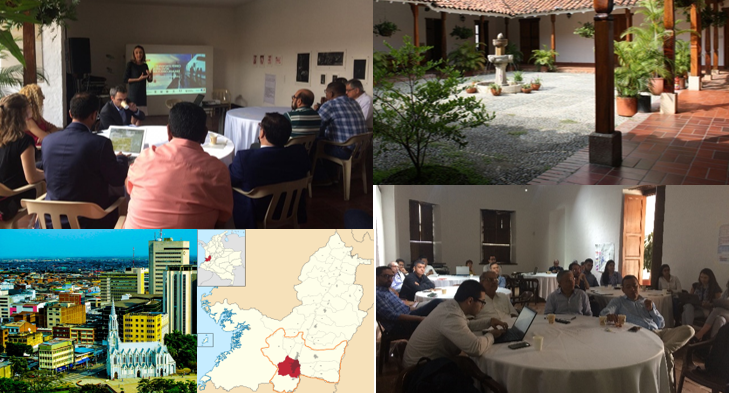 [Technical cooperation Colombia] Fourth workshop : towards the implementation of the RTA