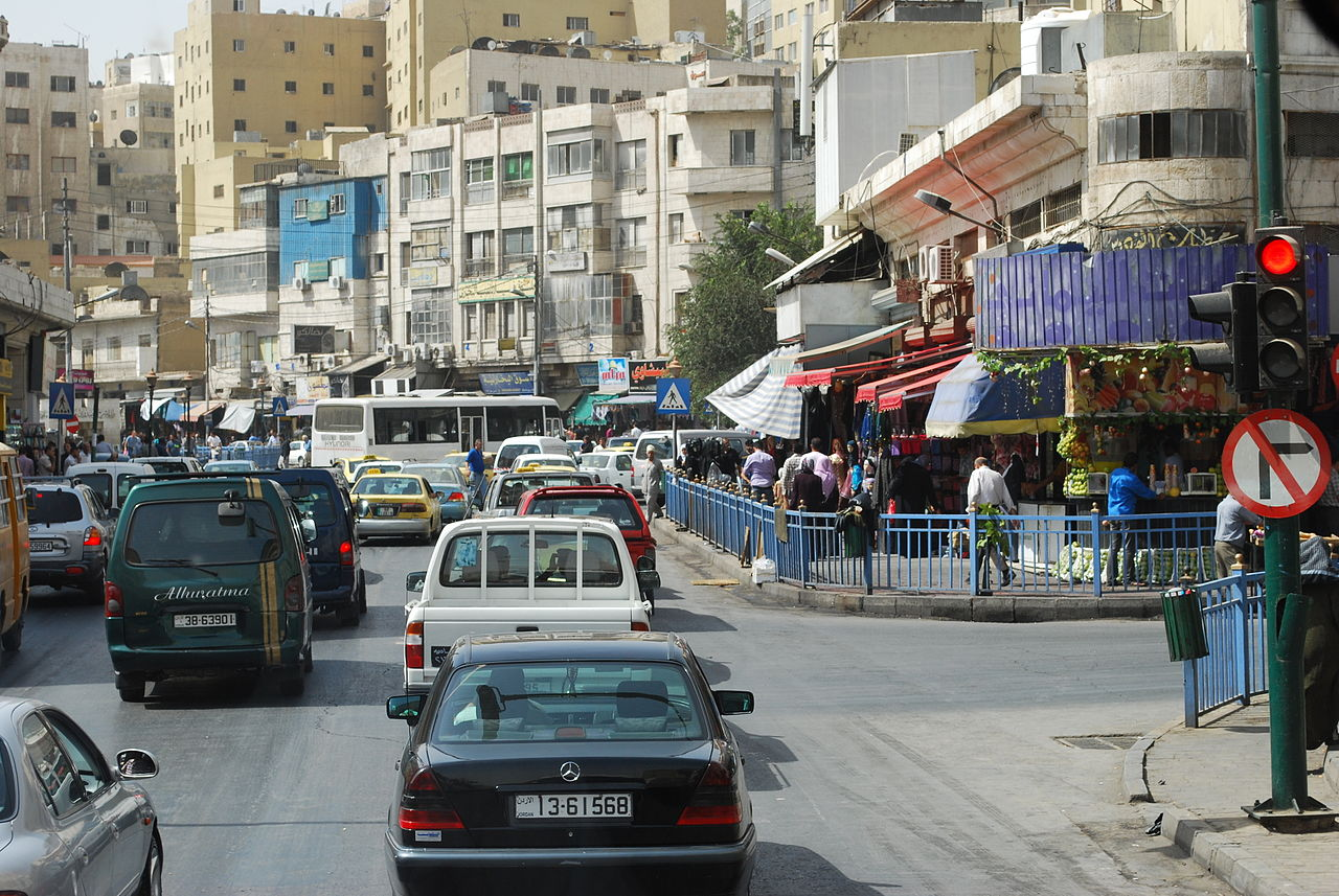 National Days For Urban Transport in Jordan