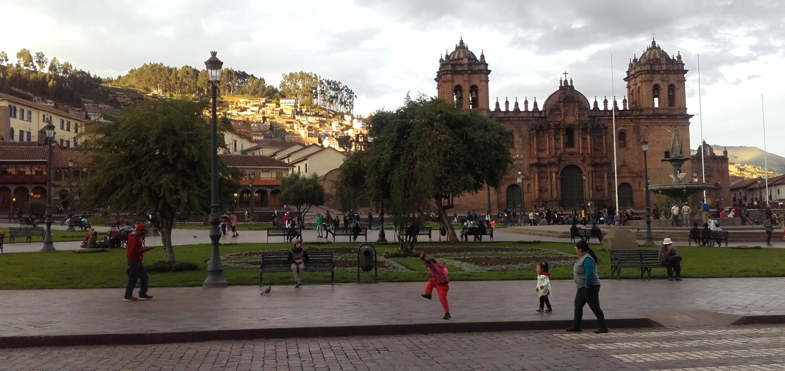 The Technical Cooperation in Peru integrates the Provincial Municipality of Cusco