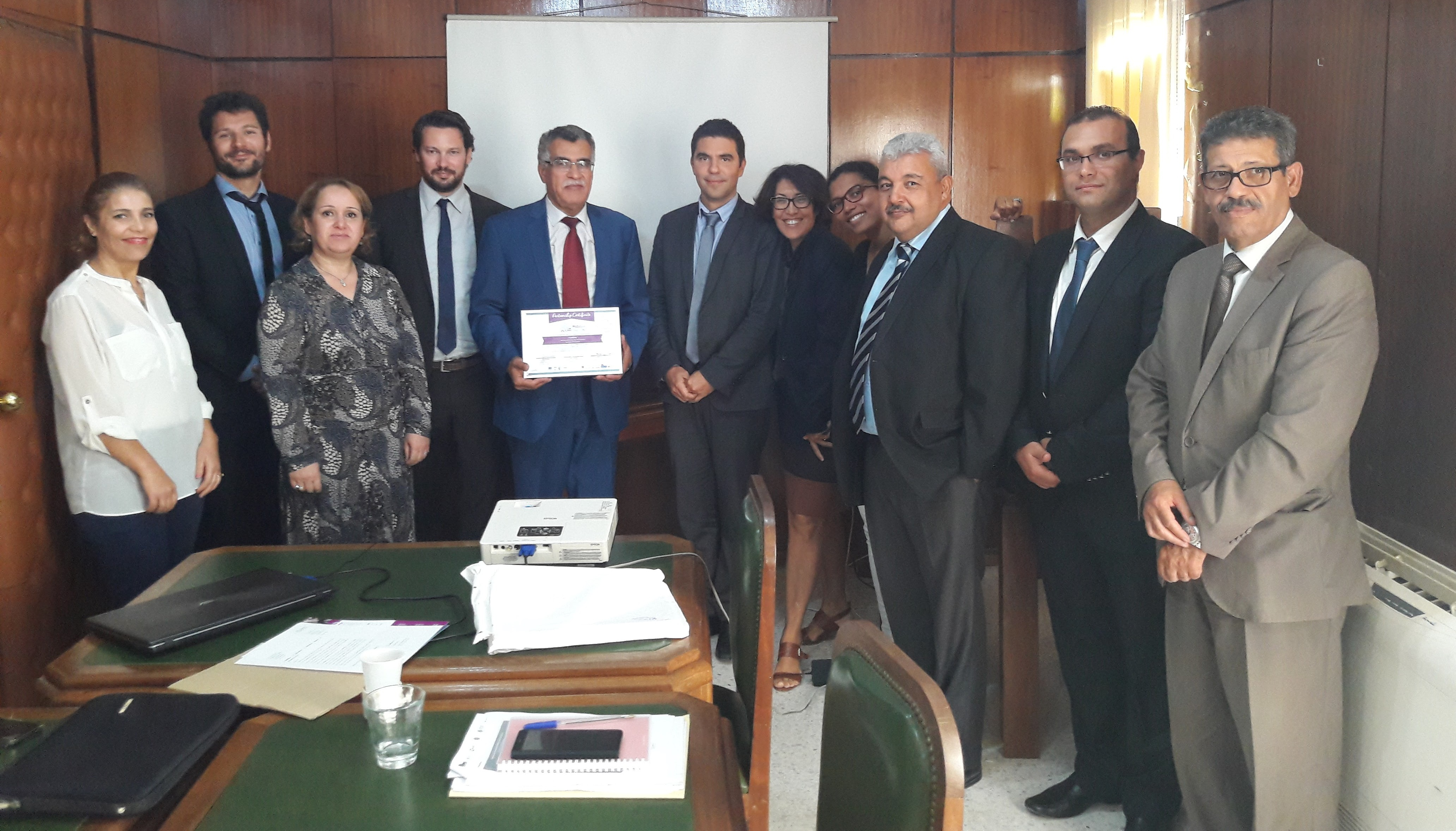 MobiliseYourCity : Launch of the initiative in Tunisia
