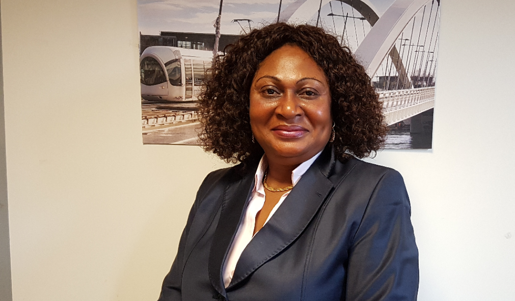 Interview with Lydienne Mouloby Ngalle Bibehe, CEO of SOCATUR in Douala (Cameroon)