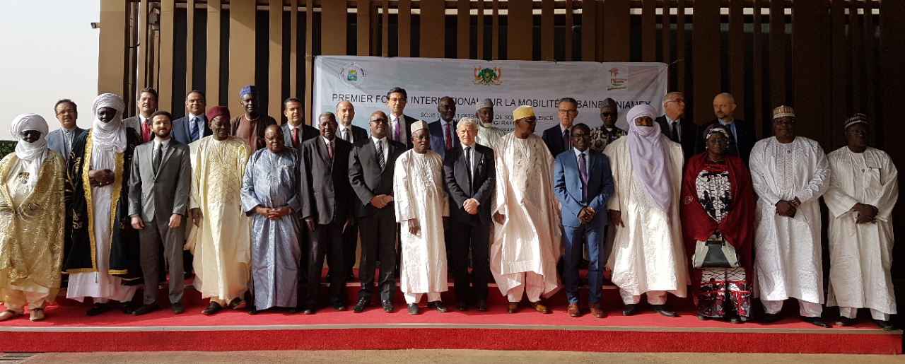 CODATU at the first Urban Mobility Forum in Niamey!