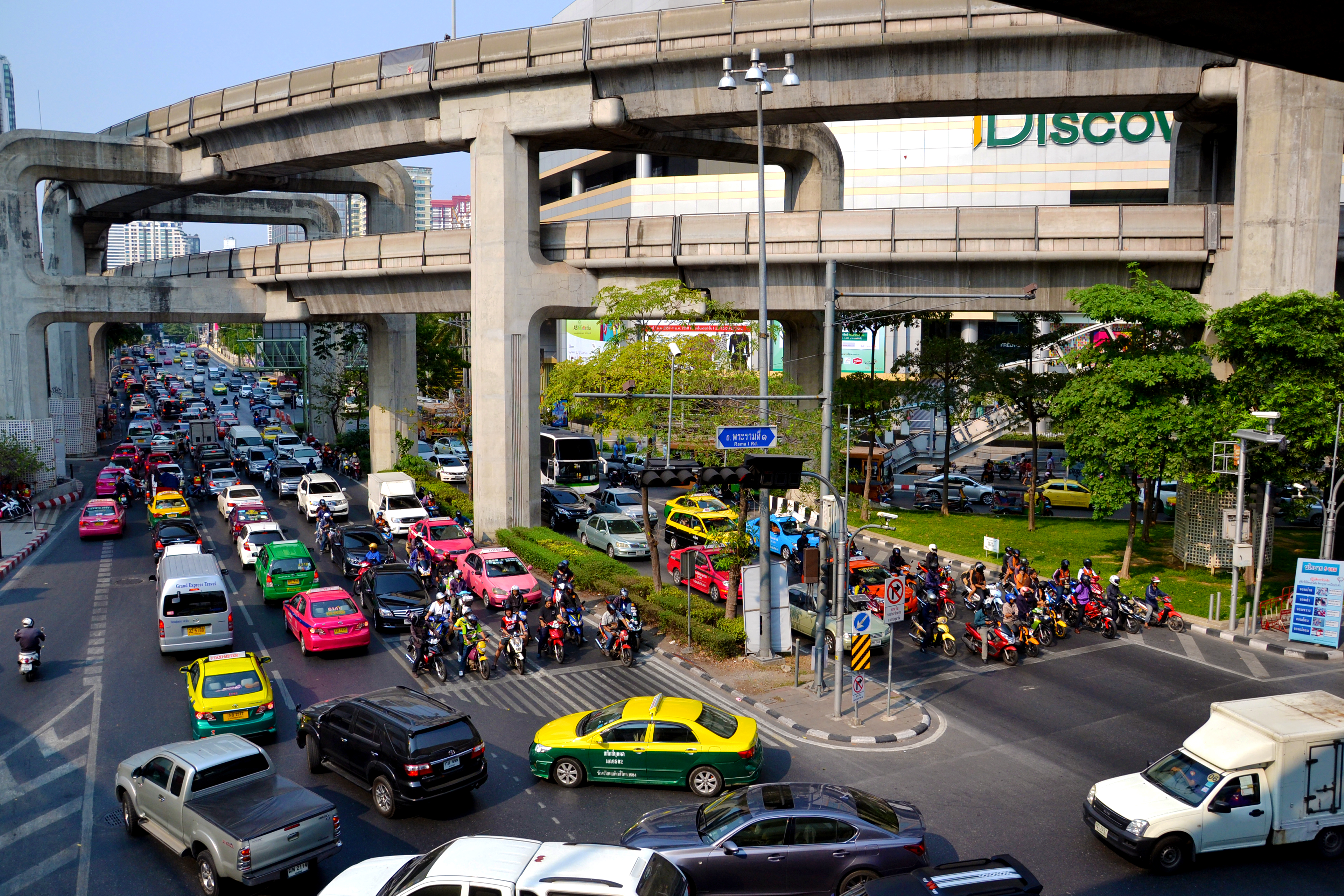 Seminar in Bangkok: Setting up a new mindset for urban economy and public transport