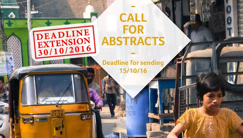1st Call for Communications – CODATU XVII and UMI Conference – 4-6 November 2017, Hyderabad (India)