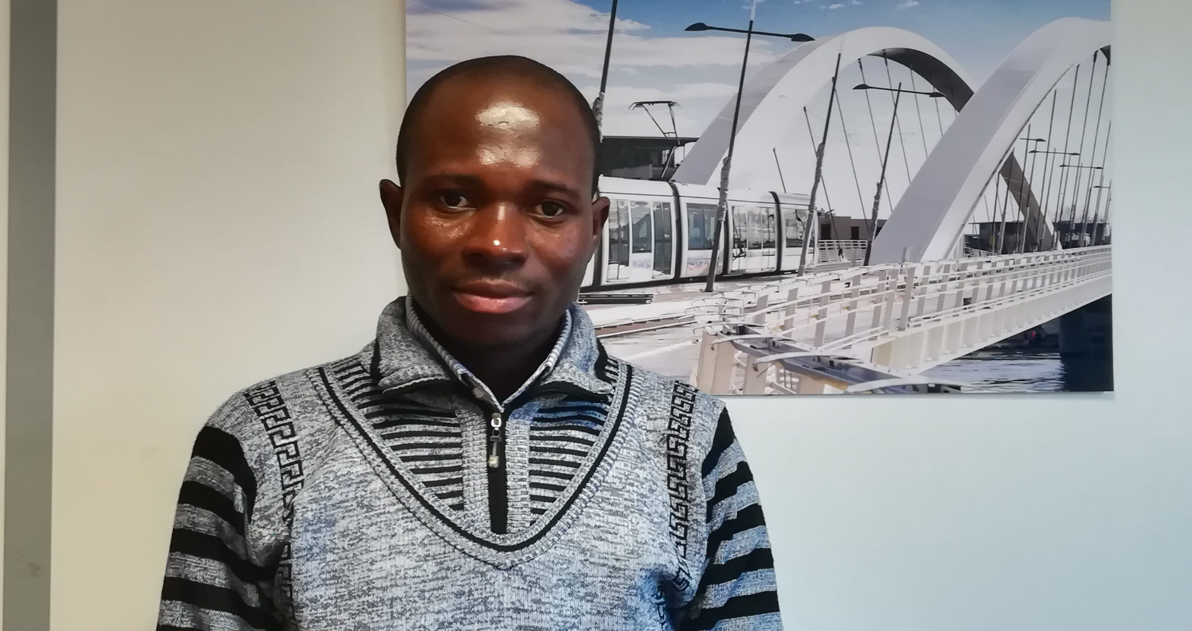 Interview with Gado Mayimbo, graduated of the Transport and Mobility Master Programme in Lomé, Togo