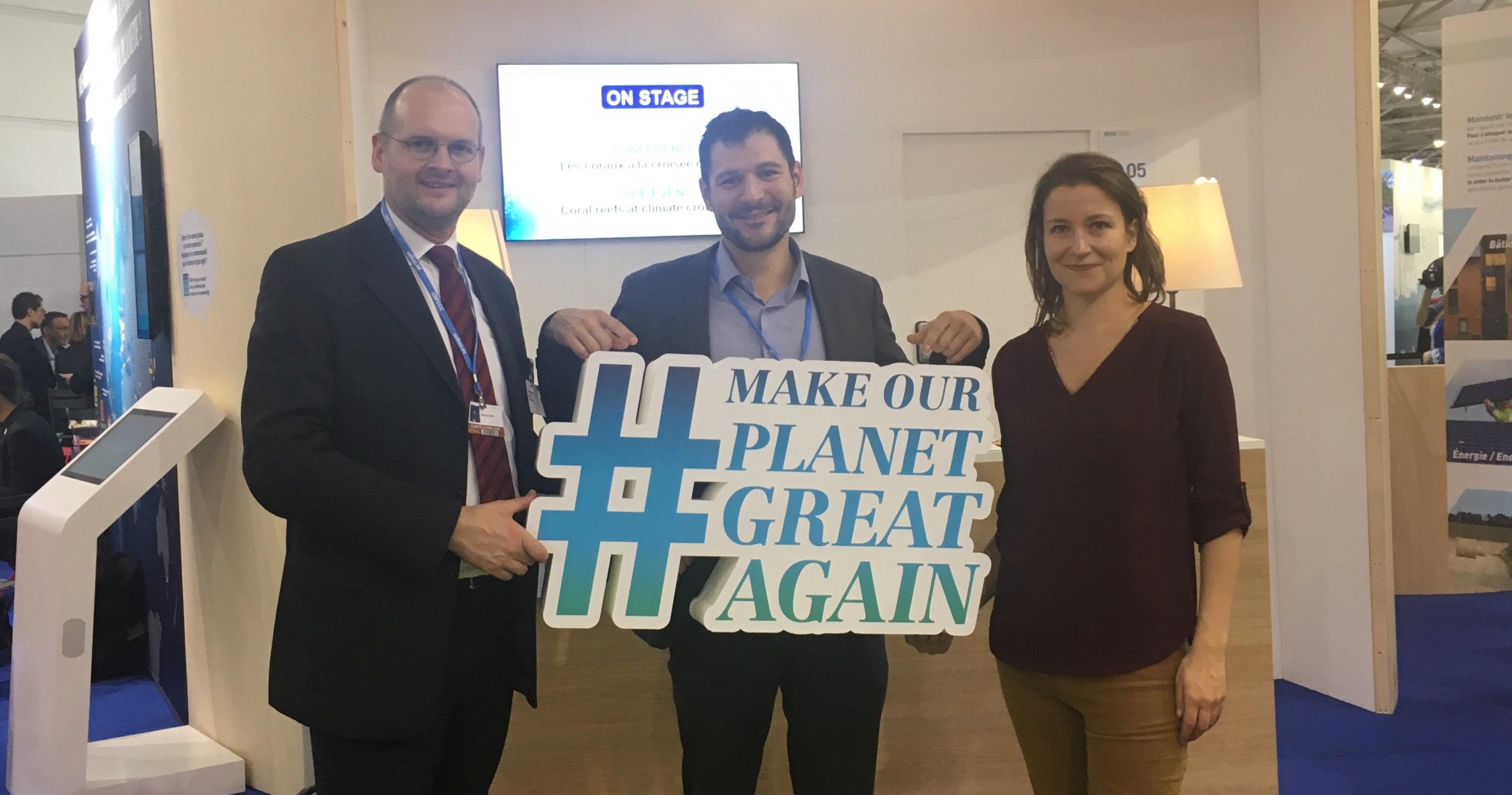 CODATU and MobiliseYourCity at the COP23 event