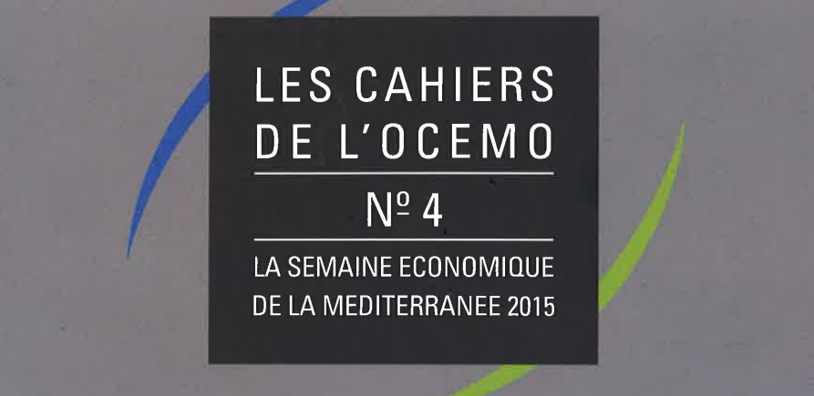 [Journal] CODATU in the OCEMO edition No.4, November 2015: « The Mediterranean Economic Week »