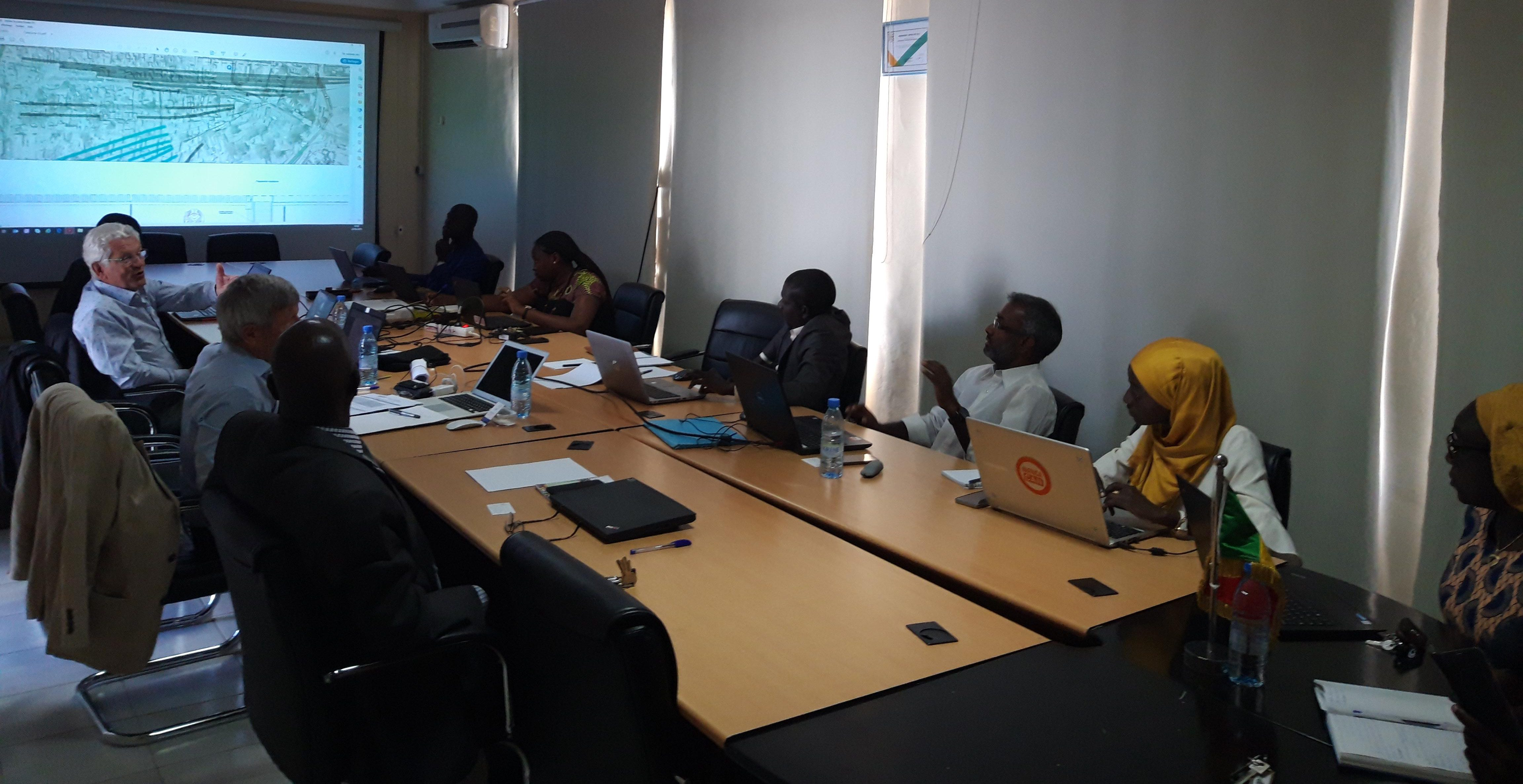 Mission report: CODATU in Dakar to work with APIX and CETUD on feeder service