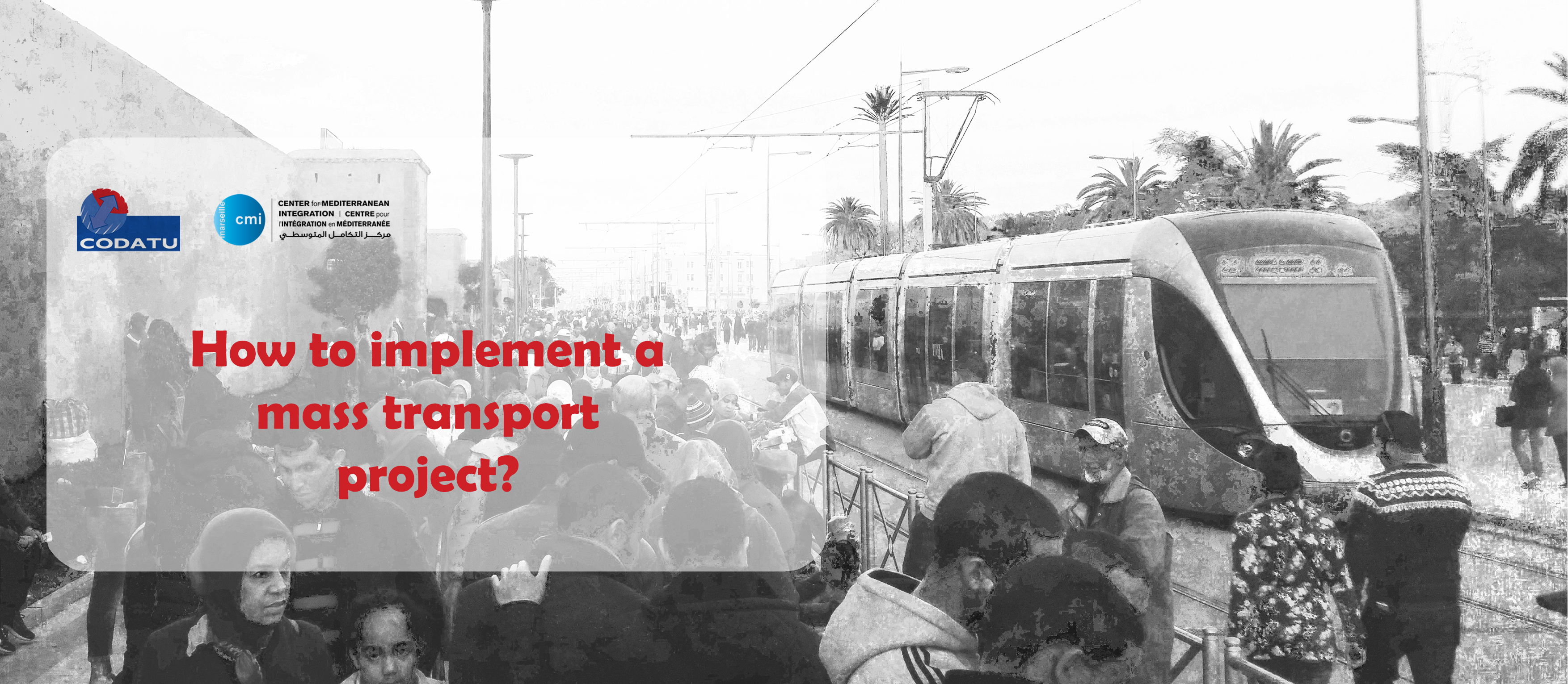[REPORT] Webinar: How to implement a mass transit project?