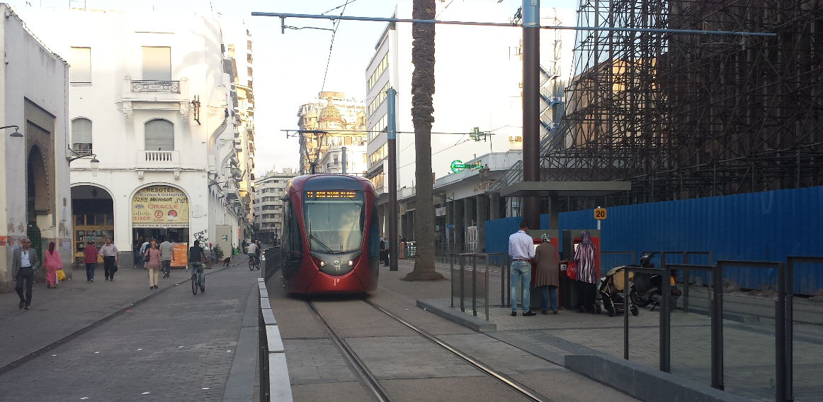 Seminar on Governance and Sustainable Funding  for Urban Public Transport in Morocco